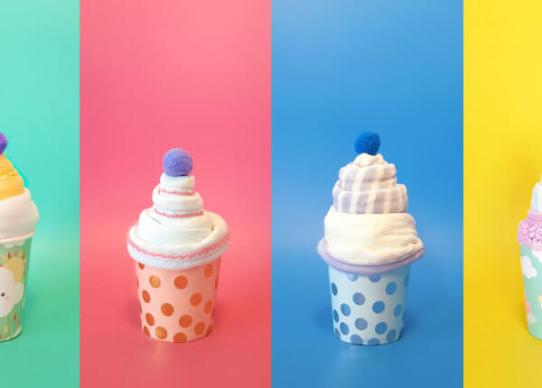 Babybody Cupcakes